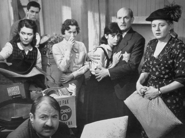 Los soldados nazis pudieron encontrar a la familia Frank por pura casualidad