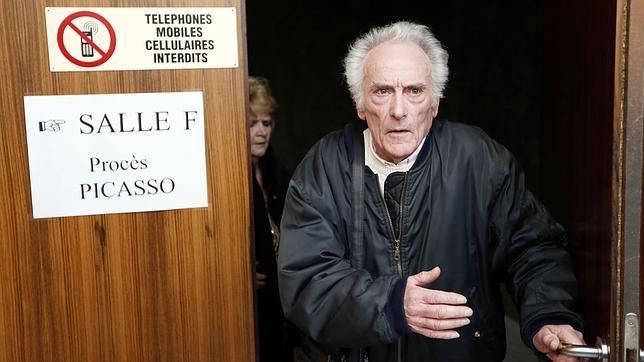 El electricista de Picasso que poseía 271 obras ha sido condenado a dos años