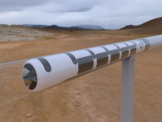 Hyperloop UPV, un tren futurista creado por estudiantes Valencianos gana la Desing Weekend