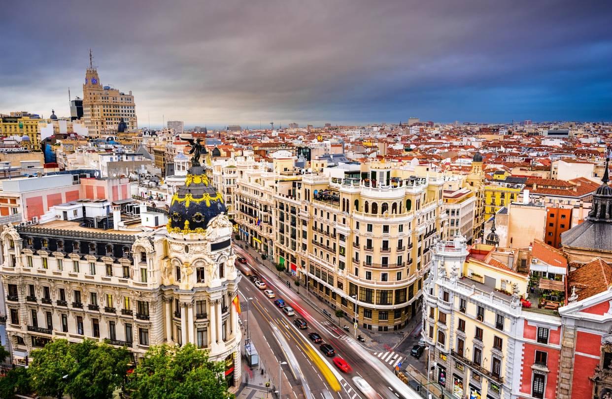 """El """"manifiesto de Madrid"""" se da a conocer"""