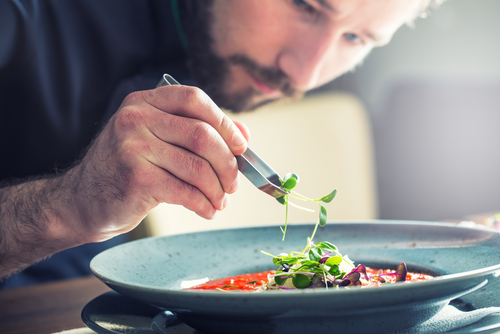Estrella Michelin cinco restaurantes