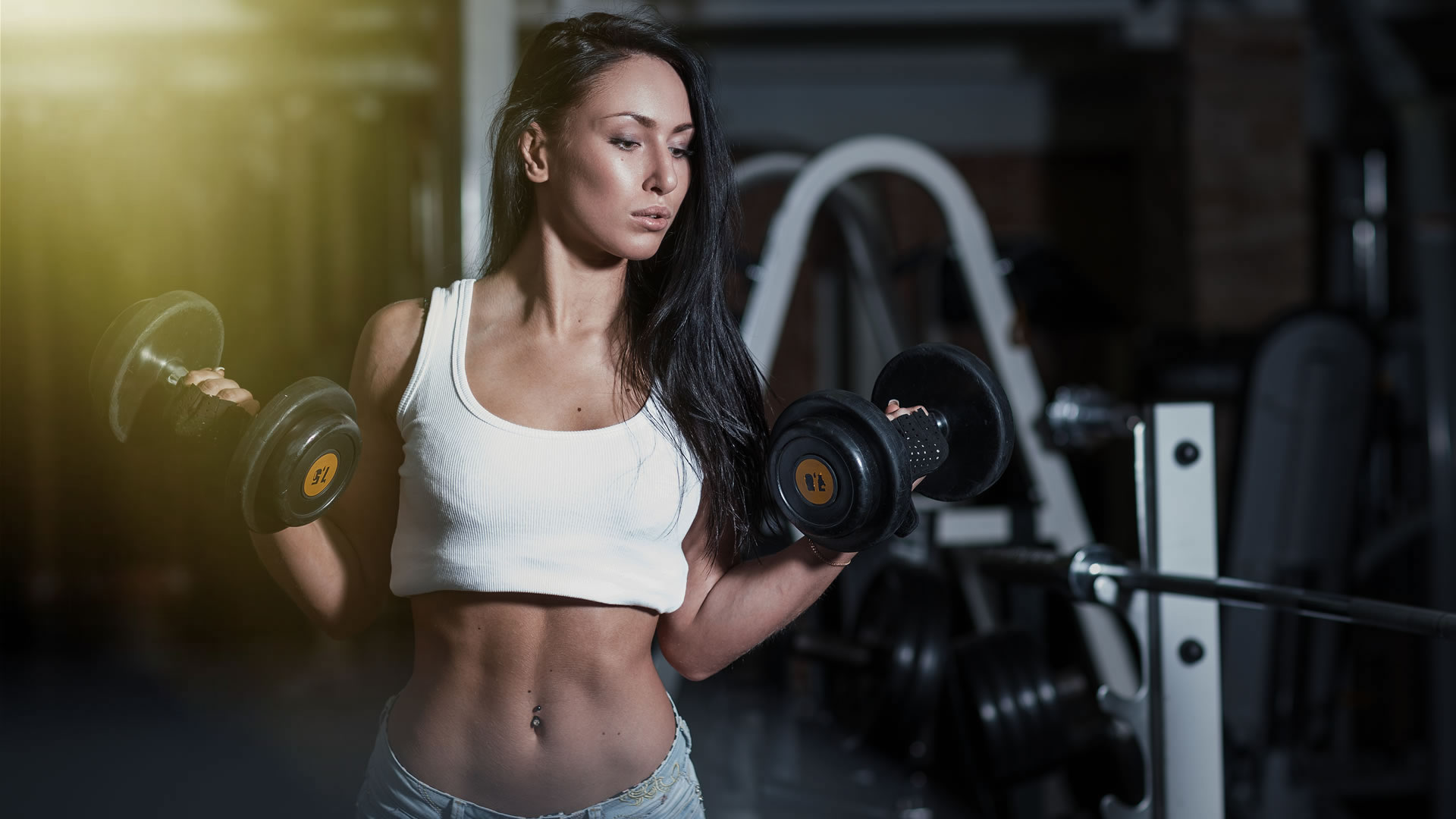 como debo hacer pesas para bajar de peso