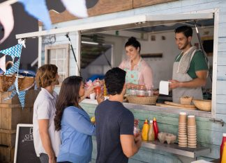 el street food ha llegado a Espana para quedarse